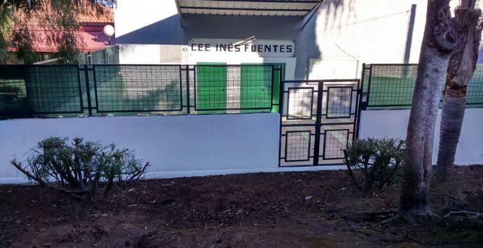 Educación accede a estudiar la petición de un profesional más para el colegio Inés Fuentes