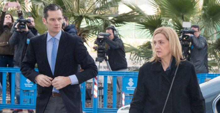 El fiscal pide subir a 10 años la pena para Urdangarin por malversación y fraude
