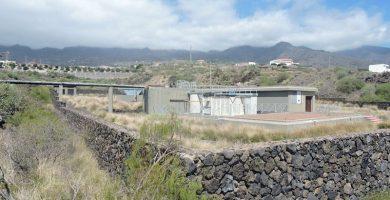 La depuradora comarcal del Valle de Güímar estará terminada en 2019
