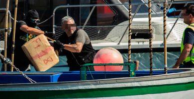 Iban a desembarcar 1.600  kilos de hachís en La Palma aprovechando los Indianos
