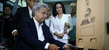 Las elecciones en Ecuador transcurren con normalidad