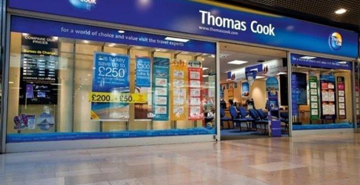 Thomas Cook tranquiliza a los empresarios canarios y dice que mantendrá su oferta hasta el verano