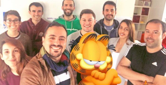 Los canarios de Promineo Studios desarrollan cuatro videojuegos sobre Garfield