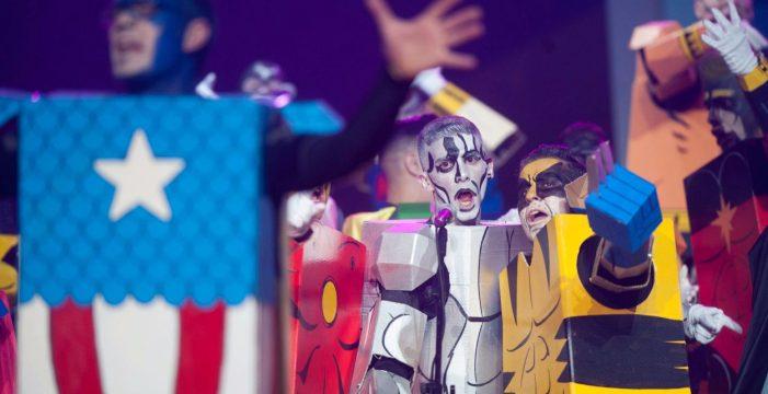 Minuto a minuto, la segunda fase de las Murgas Adultas del Carnaval