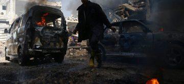 La oposición siria continuará negociando la paz si Rusia cesa sus ataques