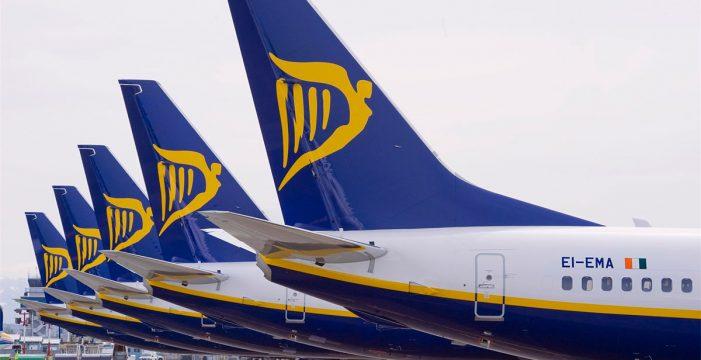 Ryanair deberá operar hasta el 59% de los vuelos y el 100% a las islas durante la huelga