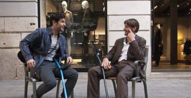 Una pequeña empresa española crea las muletas más ligeras del mundo