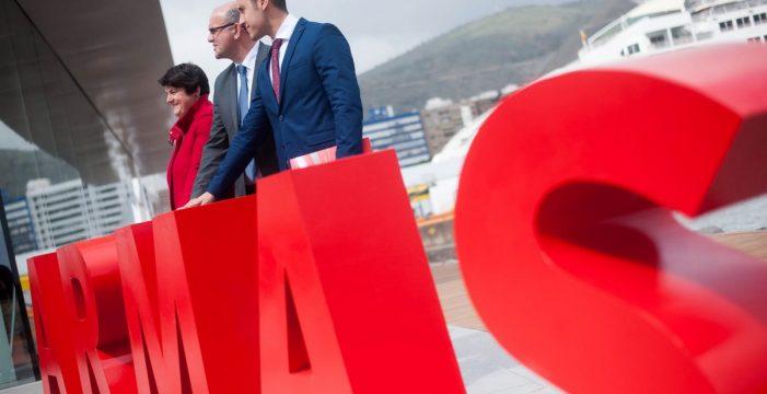Naviera Armas, de nuevo patrocinador principal de la Transvulcania