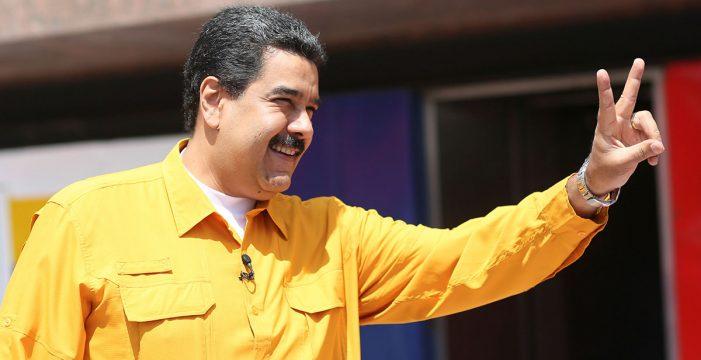 """Maduro: """"Rajoy se reventará los dientes si se mete con Venezuela"""""""