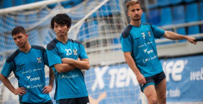 El Tenerife desmiente que Gaku quiera regresar a Japón tras no adaptarse
