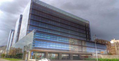 Sede judicial de Las Palmas de Gran Canaria. Elcoleccionistadeinstantes