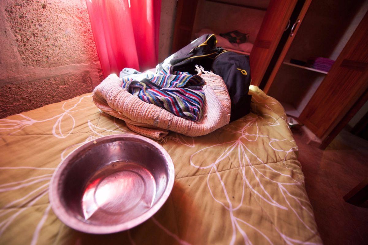 Los perros dormían con los dueños para que no los drogaran: dinero de por medio. Fran Pallero