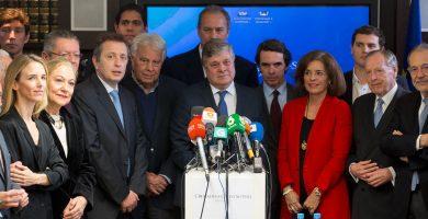 Expresidentes españoles y diversas figuras políticas exigen la libertad de los presos políticos en Venezuela | EUROPA PRESS