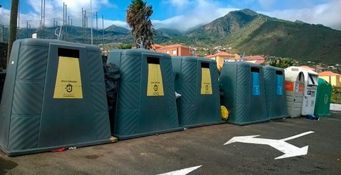 Cada vecino de Candelaria genera al día un kilo de residuos sólidos urbanos