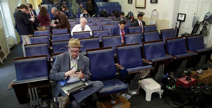 La Casa Blanca veta a CNN y The New York Times