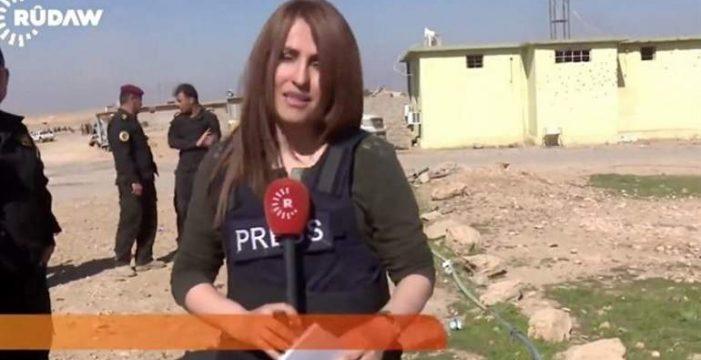 Muere en Mosul una periodista mientras cubría la ofensiva contra Dáesh