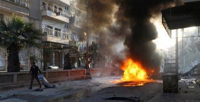 Muere el 'número dos' de Al Qaeda en un bombardeo en Siria