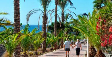 El turismo crece un 6% en el sur de Tenerife en 2016