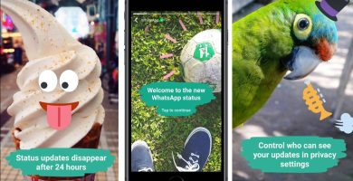 WhatsApp lanza Status, actualizaciones a lo Snapchat o Instagram Stories