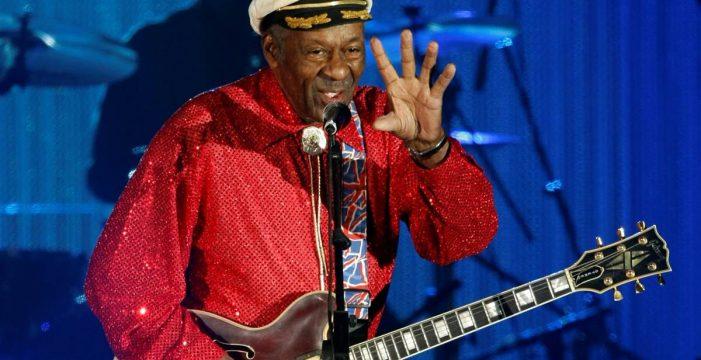Muere la leyenda del rock and roll Chuck Berry