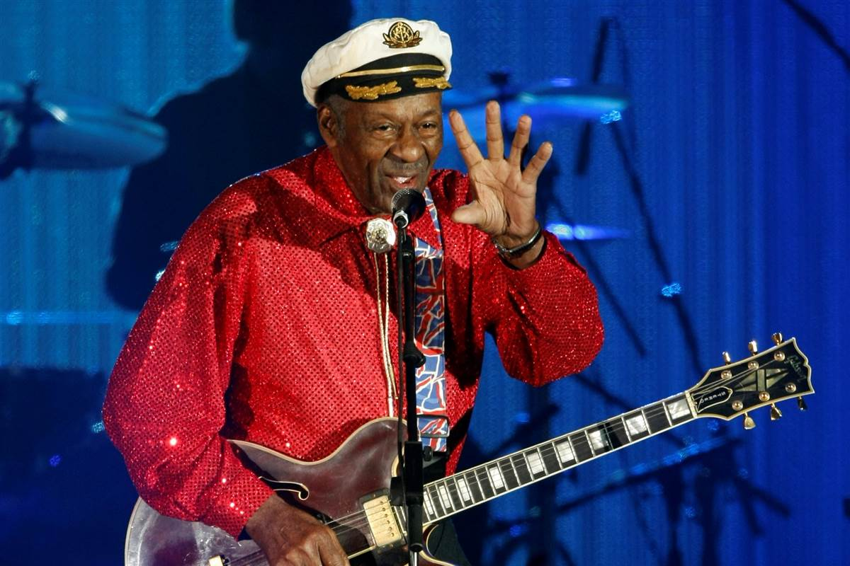 Chuck Berry | EUROPA PRESS