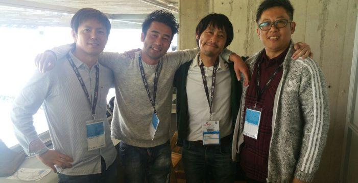 Periodistas desde Japón en el Heliodoro para el debut de Gaku