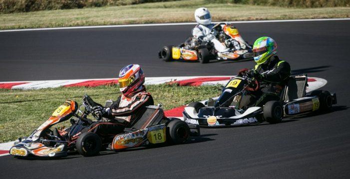 Comienza en Tenerife el campeonato regional de karting con más de 40 pilotos