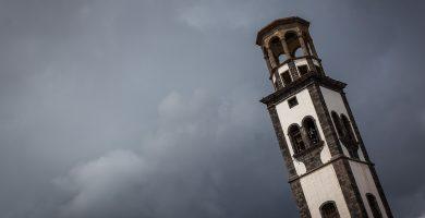 Una fuerte borrasca podrá dejar tormentas, granizo y nieve en Canarias la próxima semana