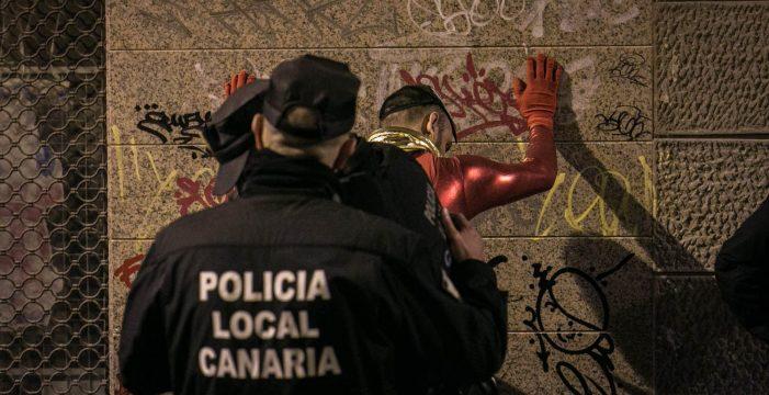 480 atestados y  40 detenidos en los Carnavales de Santa Cruz