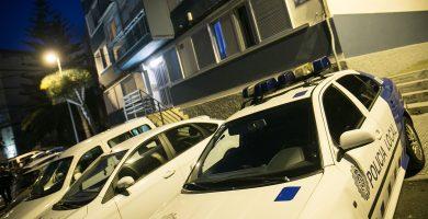 Amenaza con volar su casa con una bombona de butano en Santa María del Mar