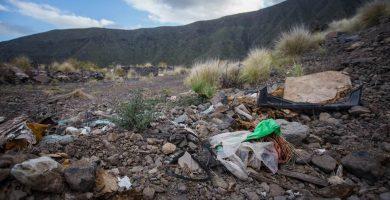 El Tribunal de la UE condena a España por los vertederos ilegales de Canarias