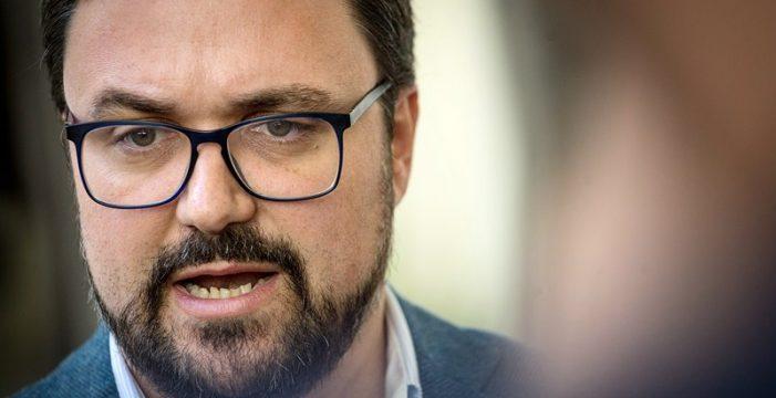 """Antona: """"La Palma está pidiendo de nuevo un pacto PP-PSOE"""""""