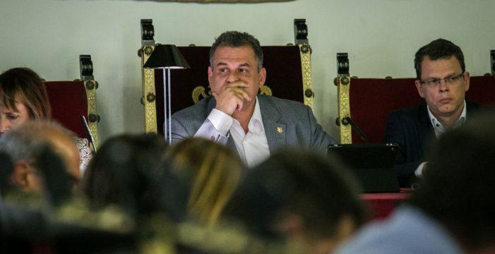 La Laguna reprueba a Clavijo por la polémica sobre Trump y México