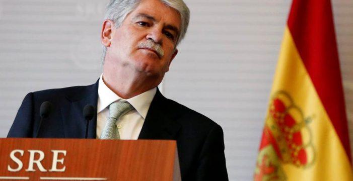 CC pide que Exteriores informe en el Congreso sobre los sondeos marroquíes en Canarias