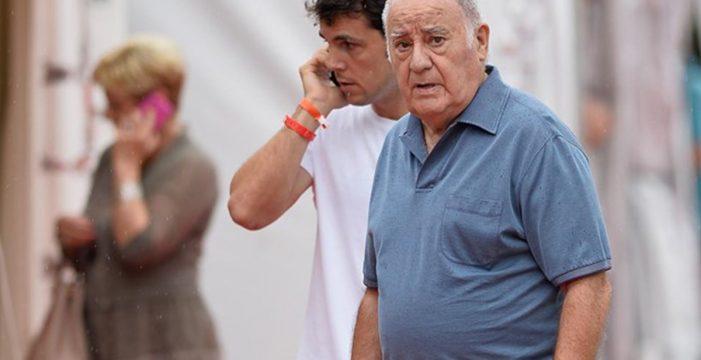 Amancio Ortega dona más de 300 millones para luchar contra el cáncer