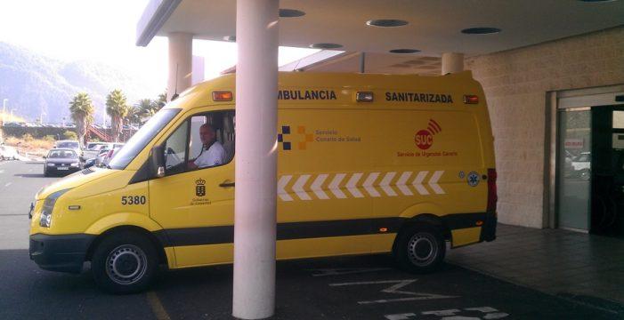 El SUC atendió a 8.326 personas en la isla de La Palma durante 2016