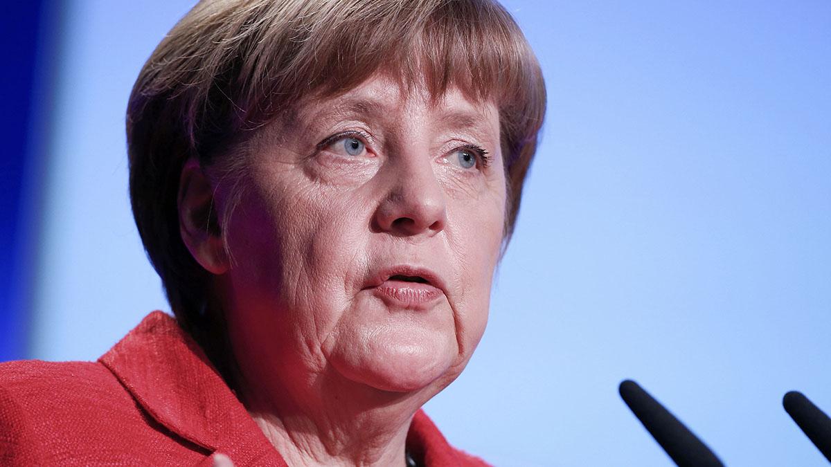 La canciller alemana, Angela Merkel | REUTERS/Fabrizio Bensch