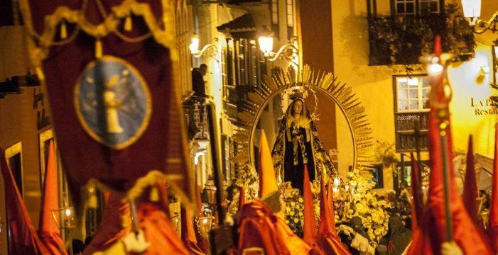 La Pasión según Santa Cruz de La Palma
