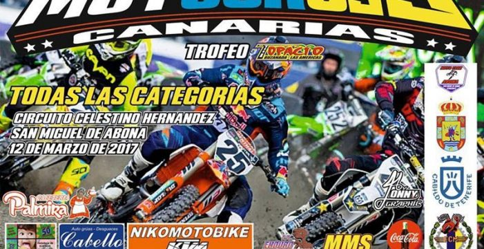 Arranca la temporada de Motocross en el Circuito de San Miguel