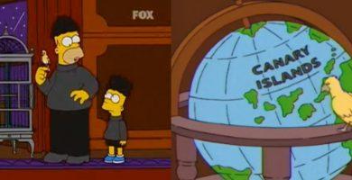 Los 'canarios' Simpson ya pueden presumir de tener su día mundial: el 19 de abril