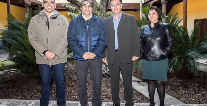 La Federación de Lucha Canaria presenta su proyecto deportivo e institucional a La Laguna