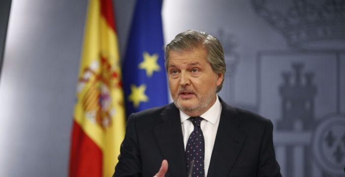 Méndez de Vigo defiende la medida de la LOMCE anulada por el TC