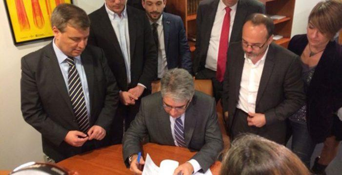 """Homs se despide de diputado a favor del referéndum: """"Condenado, pero feliz"""""""
