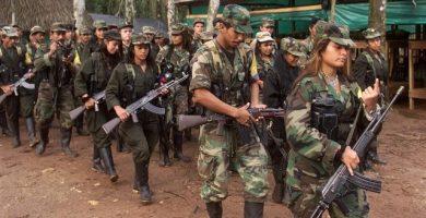 """Localizado en el sur de Colombia """"el depósito de armas más grande de las FARC"""""""