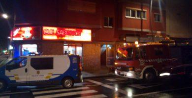 Se registra un incendio en una vivienda de La Laguna (Tenerife)
