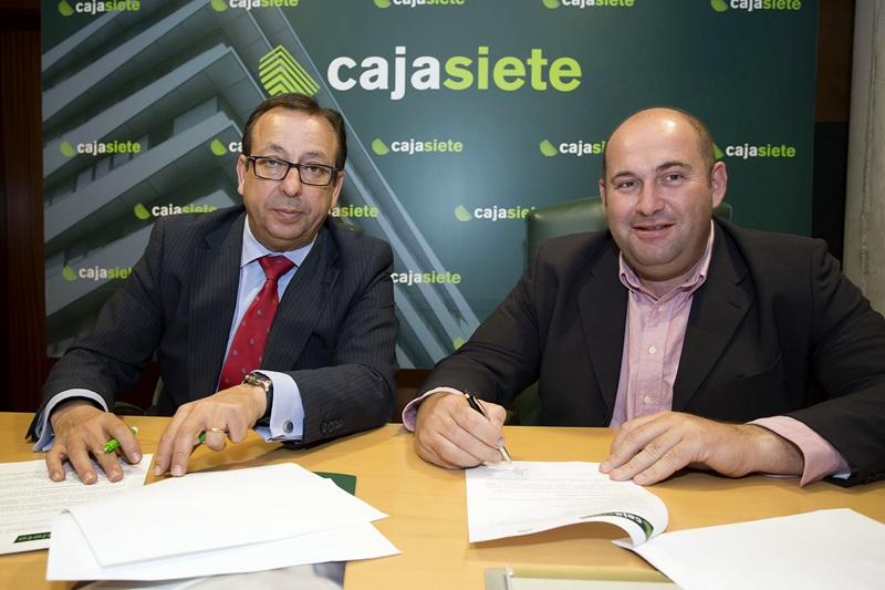 José Manuel Garrido Cajasiete y Jeremías Hernández lucha canaria