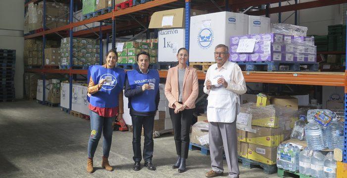 Cepsa permitirá al Banco de Alimentos de Tenerife recorrer más de 9.000 kilómetros