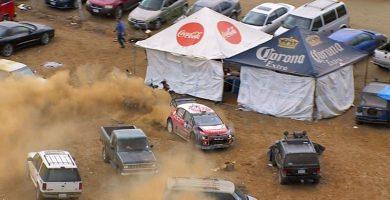 Kris Meeke Citroën C3 WRC