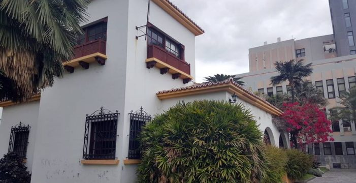 Santa Cruz reclama la 'casa del césped' a Puertos sin definir su uso