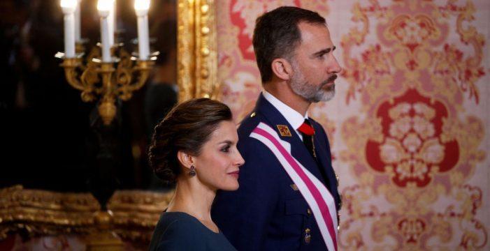 Los reyes de España, Felipe  y Letizia, visitarán Canarias en abril